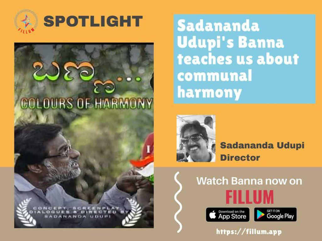 Sadananda Udupi's Banna teaches us about communal harmony