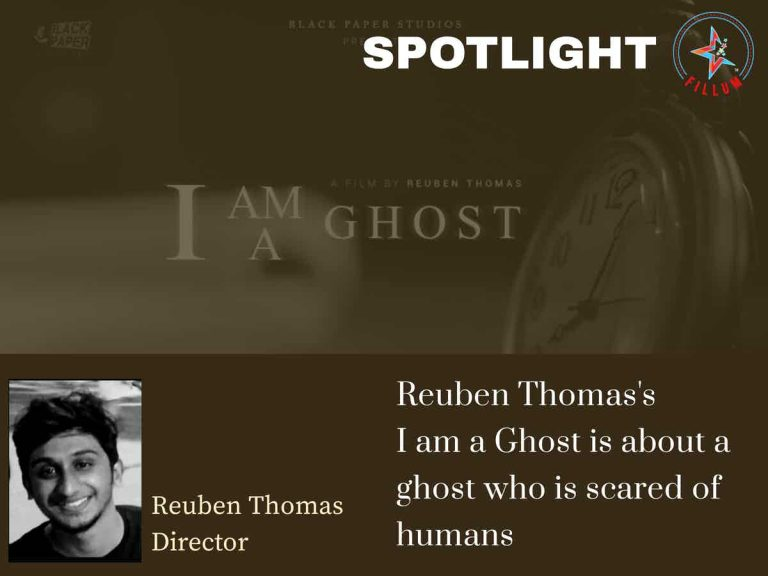 Reuben Thomas's I am a Ghost is about a ghost who is scared of humans